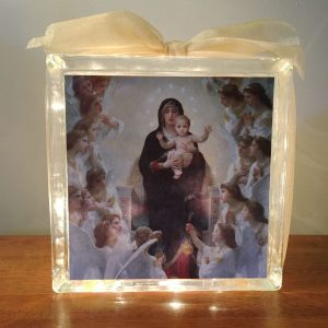 Illuminated Glass Block Gifts
