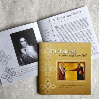 Saint booklet Karen Ervin