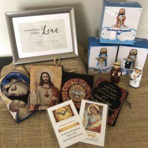 Sacraments - Gifts